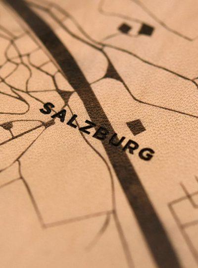 Indgravering i læder kort