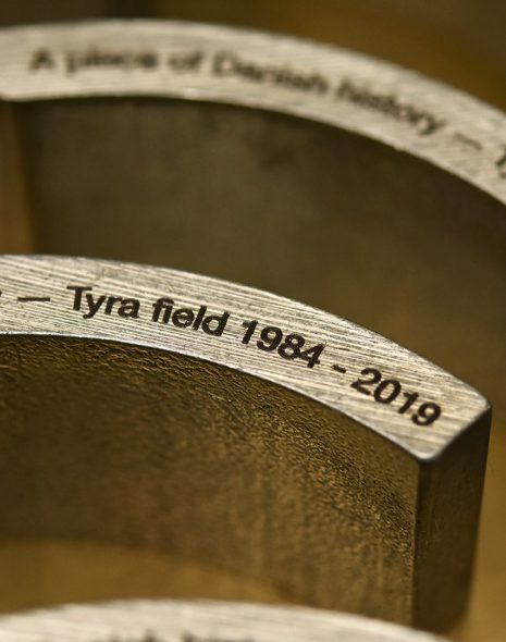Indgravering stål - Tyrafeltet