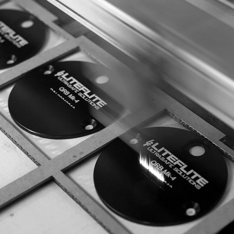 Lasergravering LaserMan
